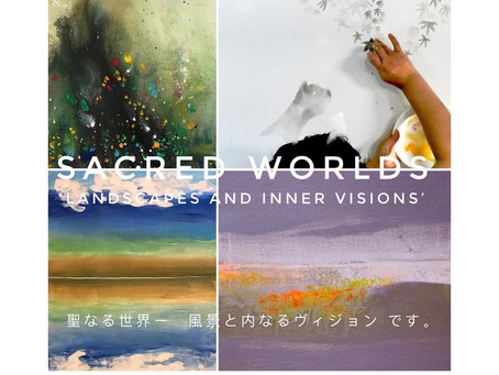 [SAPPORO]2days 'SACRED WORLD – Landscapes and Inner Visions'