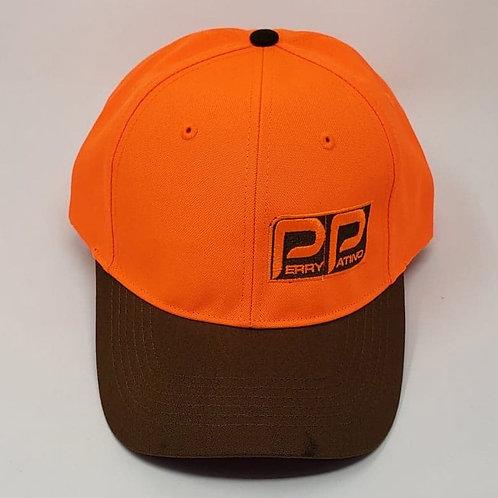 Perry Patino Snapback Hat - Hunter Orange