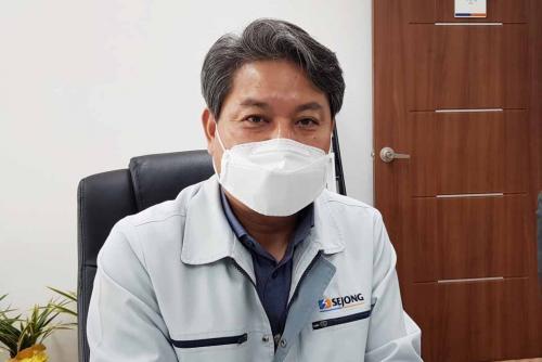 [전기신문 _ 2021.04.05] 세종전기공업, 김복환 사장 취임