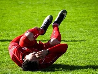 Is your body prepared for injuries?