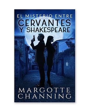portad el misterio entre cevantes y shakespeare