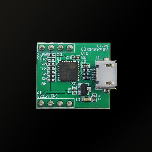 UART-TO-USB ADAPTER BOARD