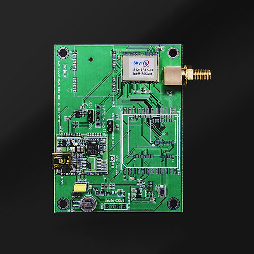NAVIC / IRNSS / GAGAN / GPS /GLONASS RECEIVER EVALUATION BOARD