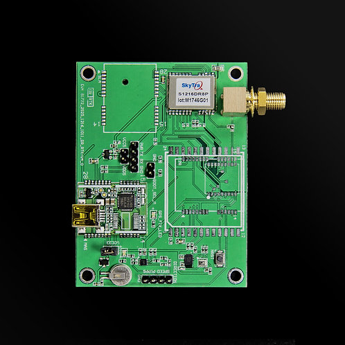 S1216DR8P EVALUATION BOARD