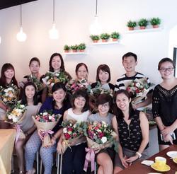 Fern Studio75 | Floral Workshops