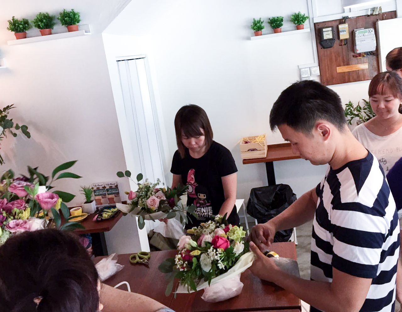 Fern Studio75 | Floral Workshops