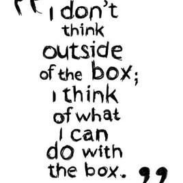 THINKING OUTSIDE THE BOX.JPG