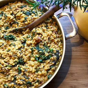 Burbury Whole foods - Healing Kitchari recipe