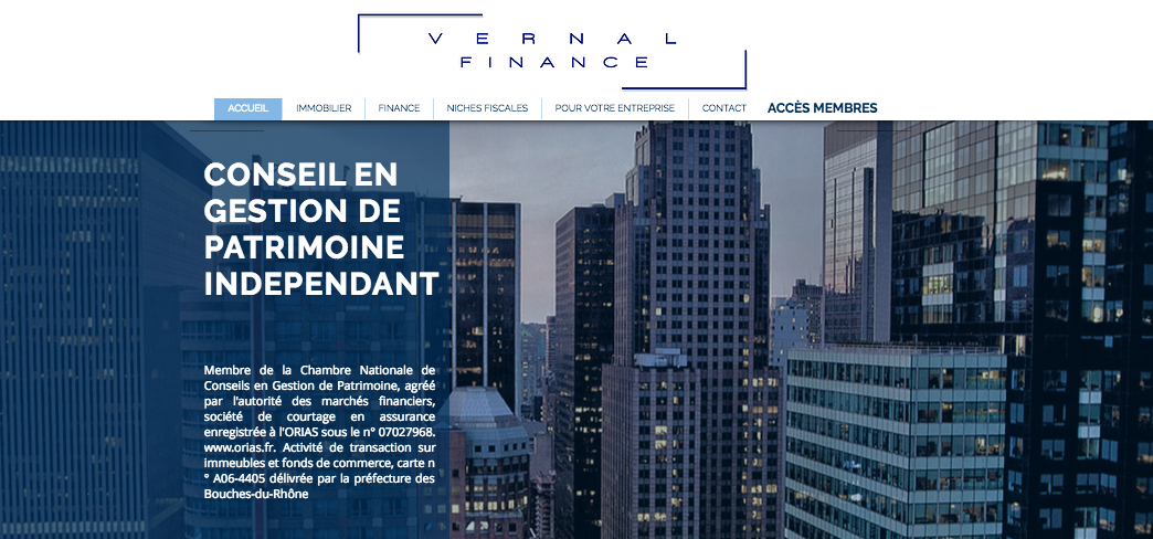 (c) Vernalfinance.fr