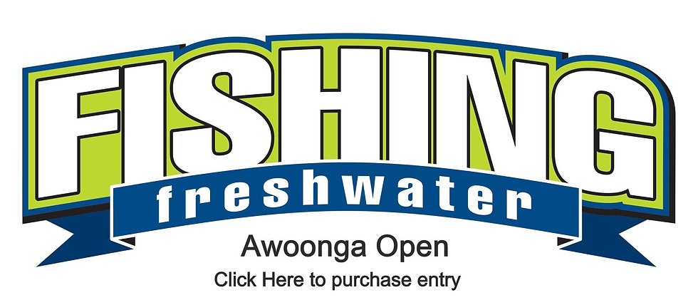 Kayak entry- Awoonga Open February 28- March 1st 2020