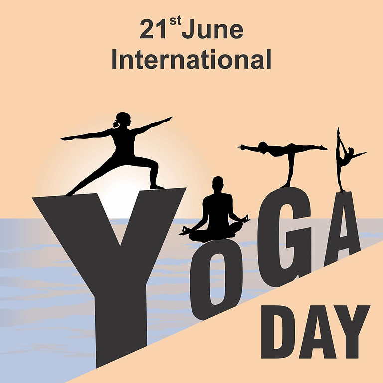 International Yoga Day -                       Special Event