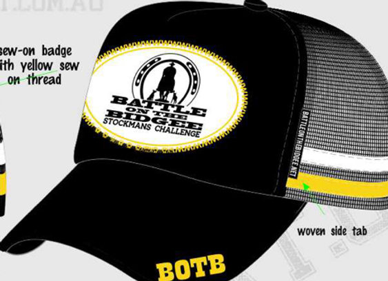 Trucker Cap - High Profile