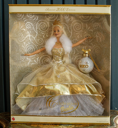 Millenium 2000 Collectible Barbie