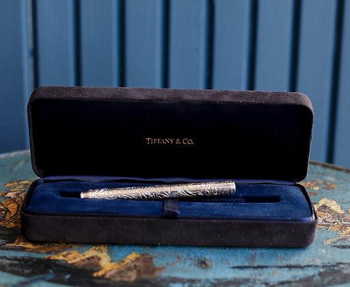 Vintage Sterling Tiffany Ball Pen