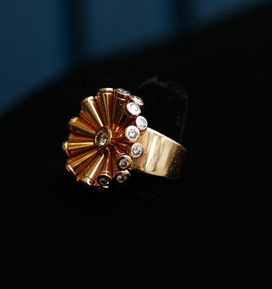 Vancox, 18K Gold Ring