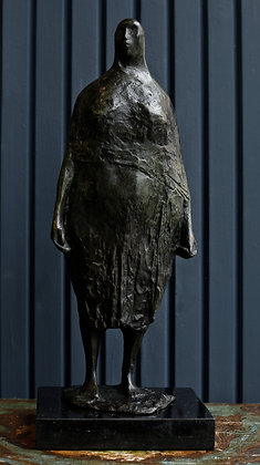 Francisco Zúñiga Sculpture