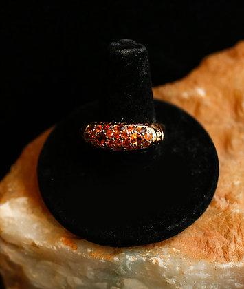 John Hardy Gold Citrine Ring
