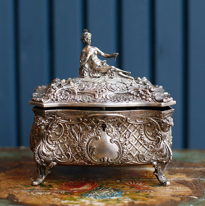 Vintage Sterling Box