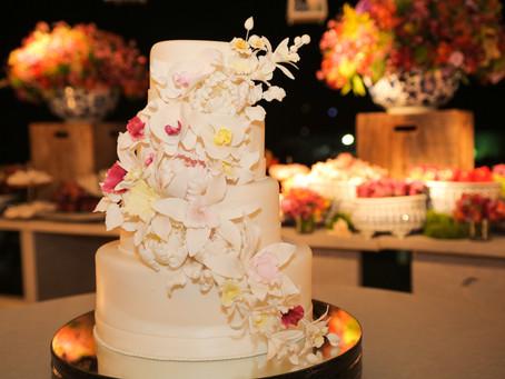 Bolo de casamento: 4 dicas de como escolher o seu!