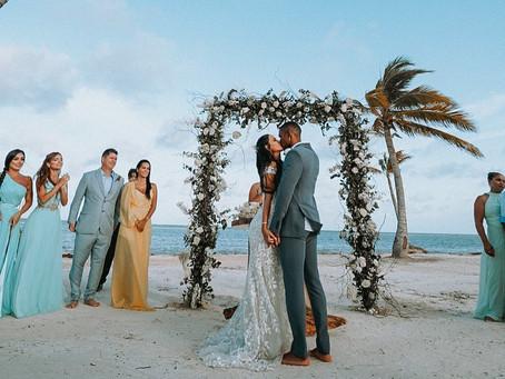 Casamento Punta Cana - Nathalia e Douglas Costa