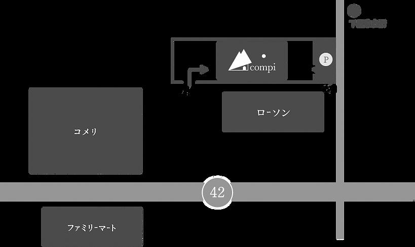 雑貨・洋服・ギフトのお店compi(コンピ)