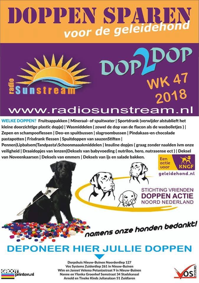 Actieweek radio sunstream