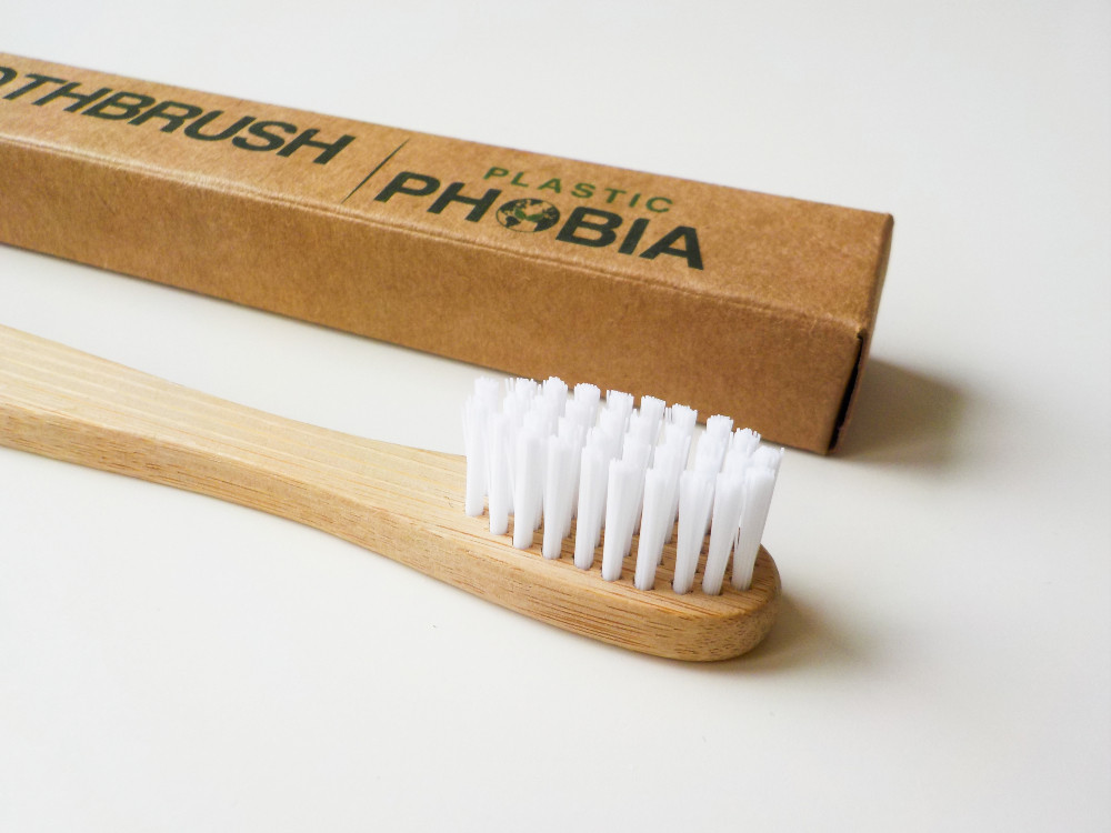 Bamboo toothbrush, £2.29. wearebee.co.uk