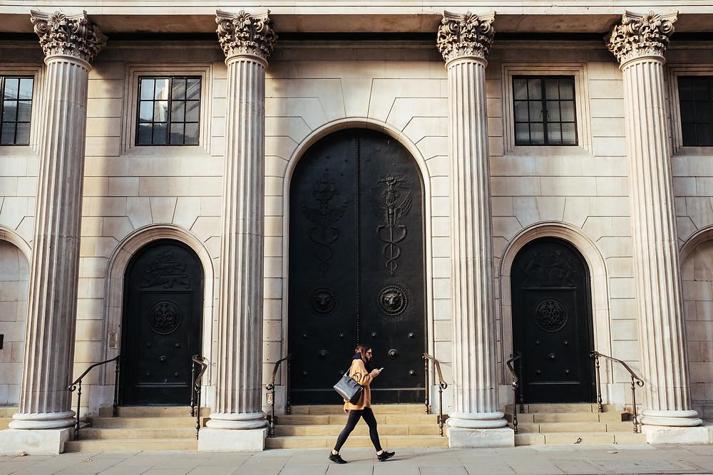 Bank of England, London, United Kingdom
