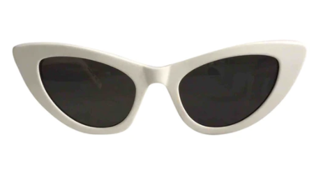 Saint Laurent Sunglasses, £149.67. wearebee.co.uk