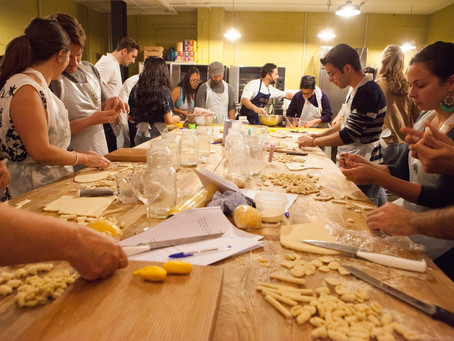 Pop-Up Sustainable Cooking Classes in London