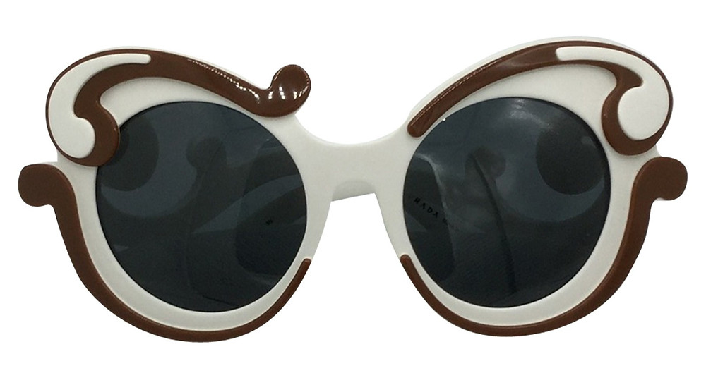 Prada Sunglasses, £157. wearebee.co.uk