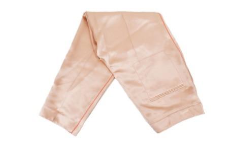 Roksanda Silk Tapered Trousers, size S, £125. wearebee.co.uk
