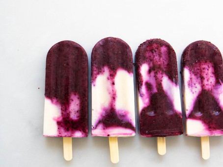Recipe: Vegan Ice Lollies