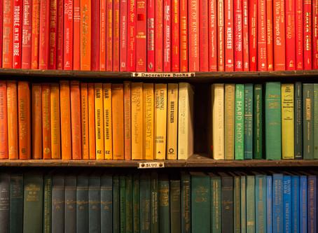 BEE's Bookshelf: Book Recommendations