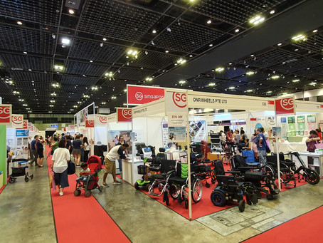 ELDEX Asia 2019 : Eldercare focused event in Singapore