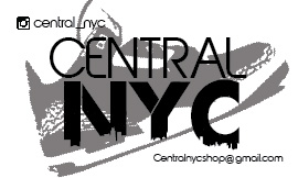 Central NYC Business Card
