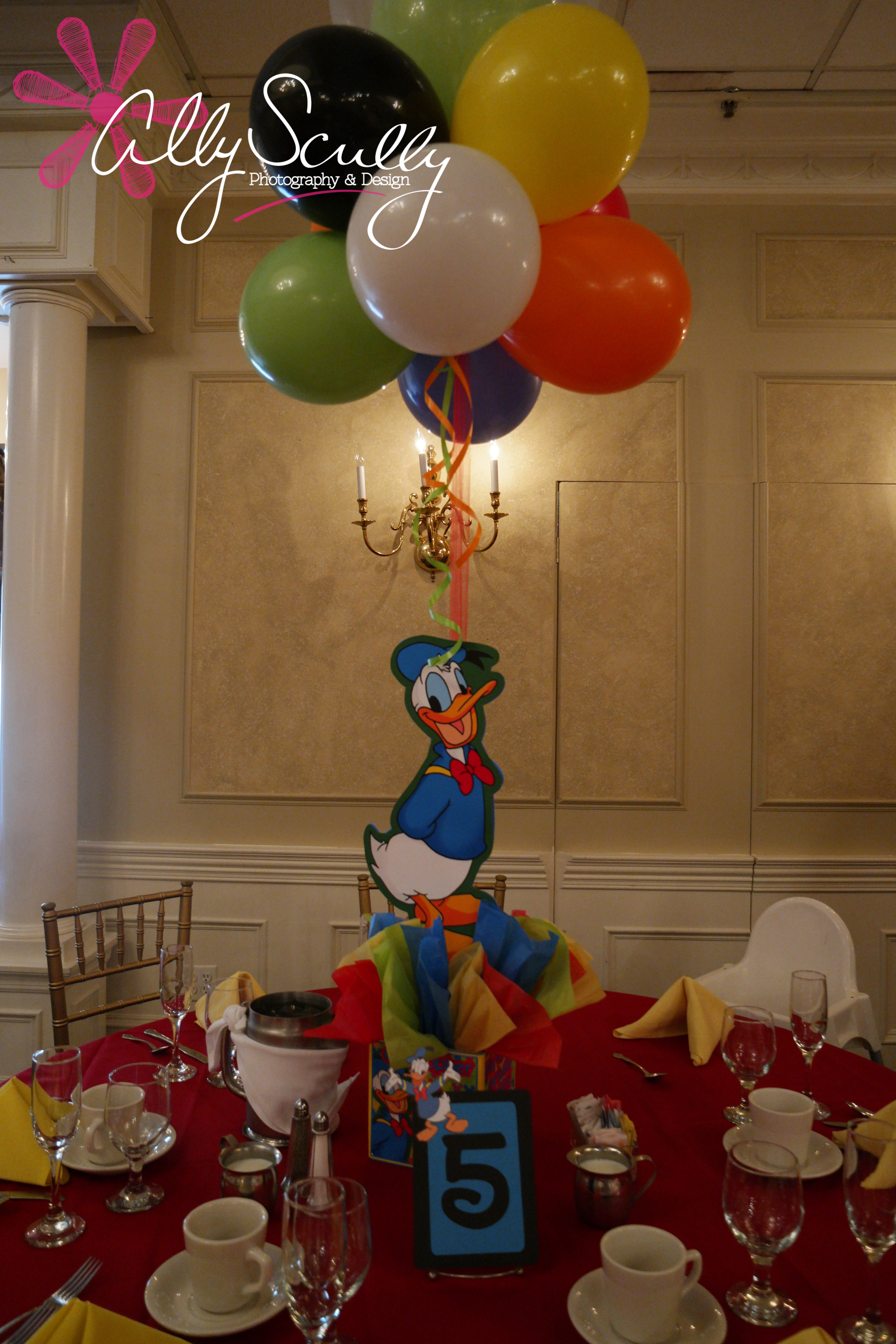 1st Birthday Party