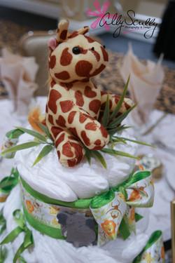 Animal Themed Baby Shower