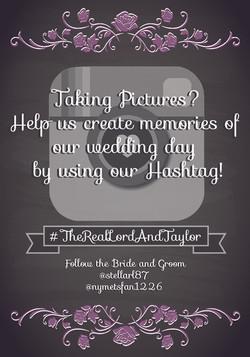Instagram Hashtag Card