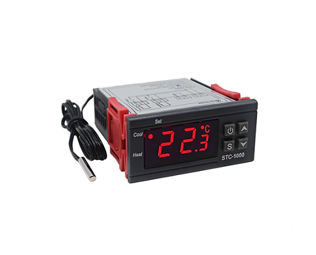 терморегулятор для вентилятора