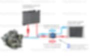 Схема подключения термостата акпп