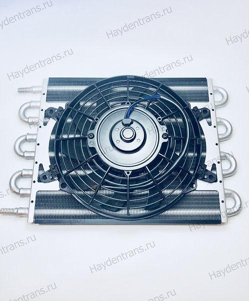 Радиатор охлаждения акпп с вентилятором