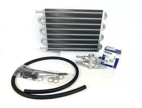 Дополнительный радиатор акпп с термостатом