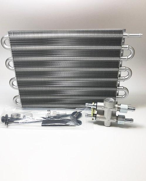 Радиатор акпп с термостатом