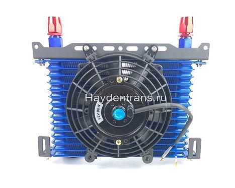 Масляный радиатор акпп с вентилятором