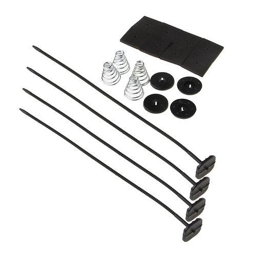 монтажный набор радиатора акпп
