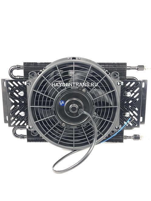 Радиатор акпп с вентилятором