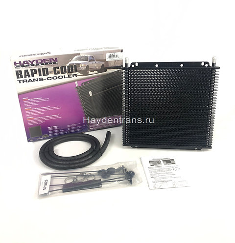 Дополнительный радиатор акпп Hayden 679