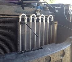 8 рядный радиатор акпп
