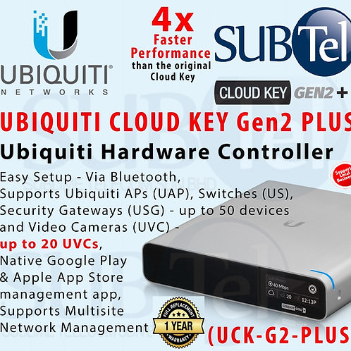 UCK-G2-PLUS Ubiquiti Networks UniFi Cloud Key Gen2 Plus UBNT Singapore